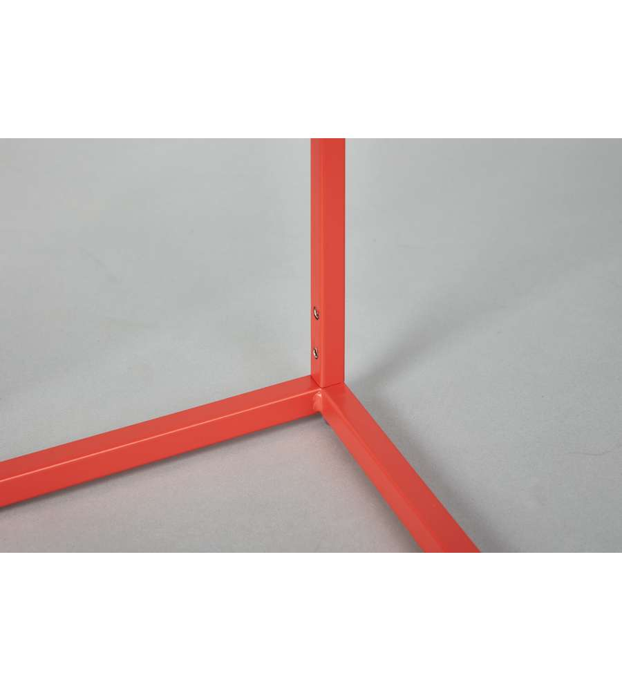 Tavolino Club New York 35 x 35 x 40 Arancio