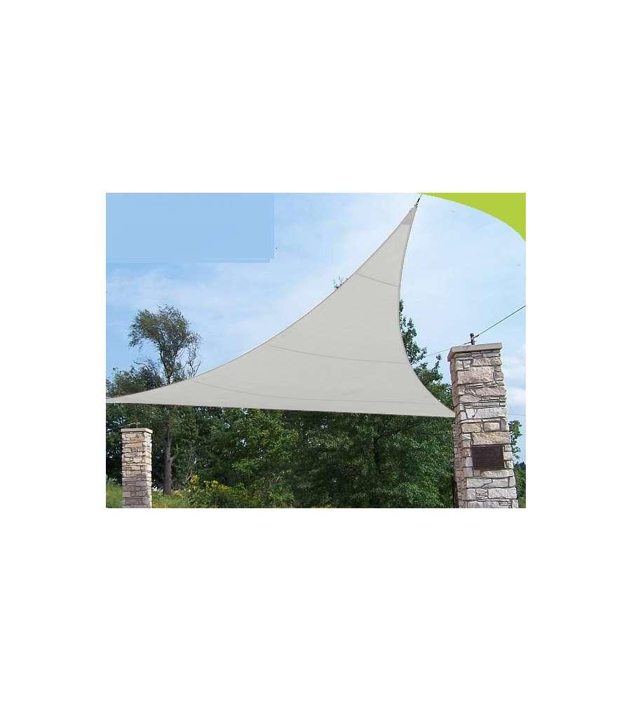 Vela Triangolare Da Giardino vela ombreggiante triangolare 3 m
