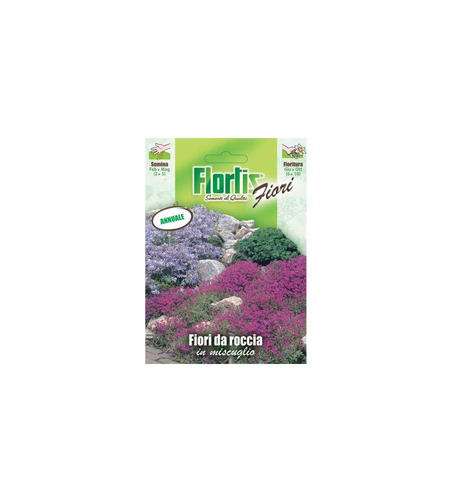 Fiori Da Giardino Roccioso fiori giardini rocciosi mix