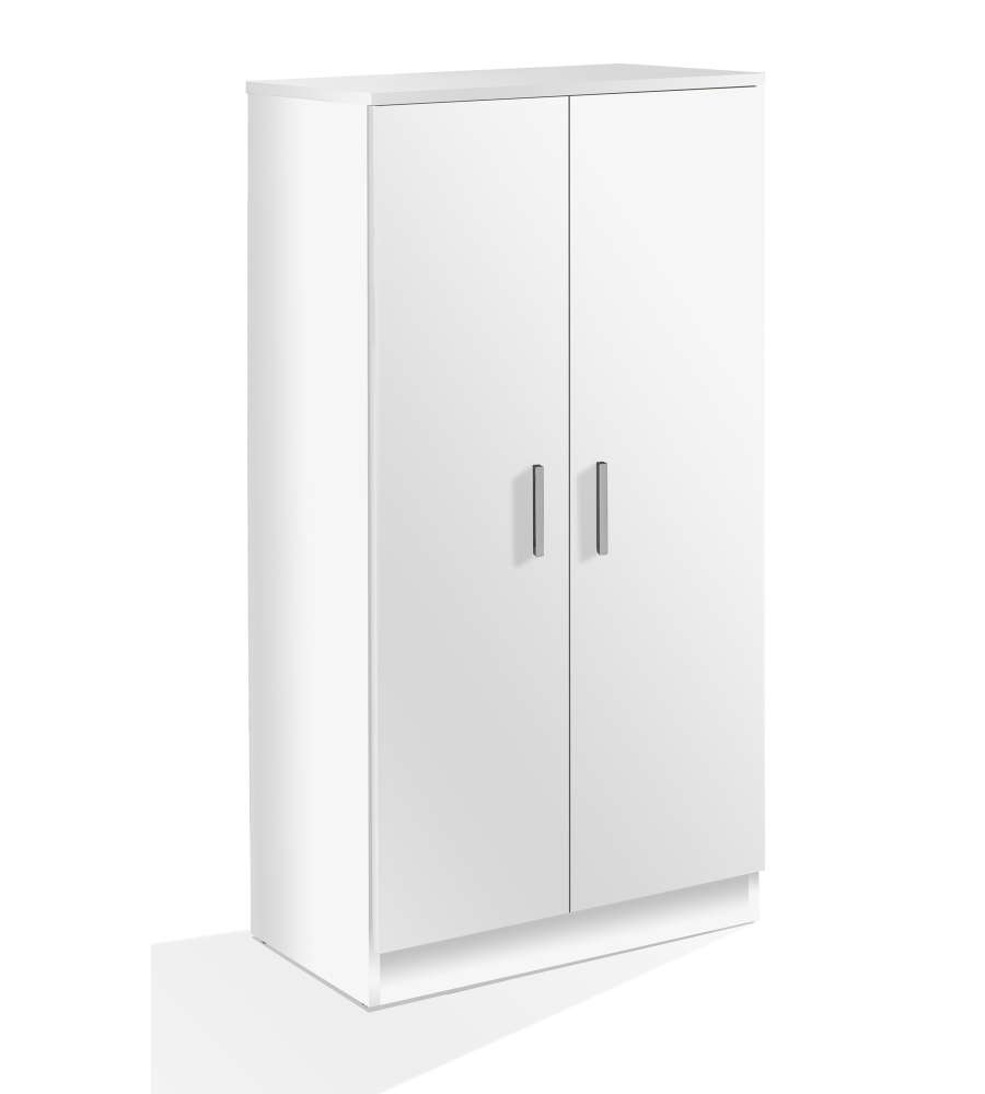 Offerta Scarpiera Armadio 108 X 55 X 36 Cm Bianco