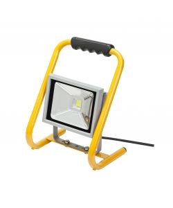 Faro Chip Led 20 W con Cavo 1500 Lm