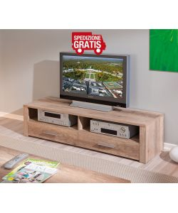 Mobile Tv Absoluto 150 x 40 x 37 h cm Rovere