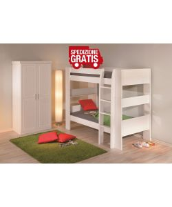 Letto A Castello Dream Well 3 90 x 200