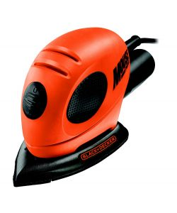 Levigatrice Mouse Multifunzione Black + Decker 55W