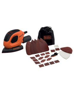 Black+Decker evigatrice Mouse Multifunzione 55W