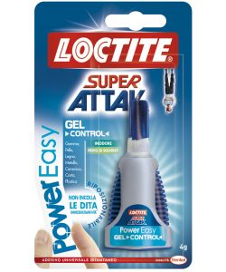 Super Attak Control Power Easy 4 g