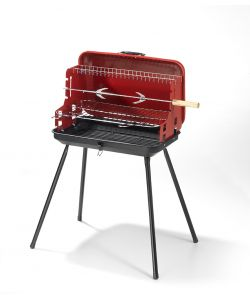 Barbecue a valigetta
