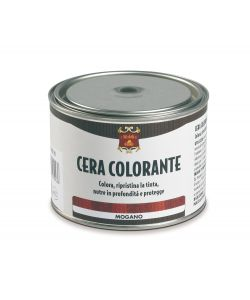 Cera Colorante Mogano 500 ml