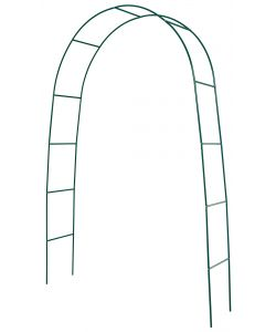 Arco in ferro decorativo 130 x 37 x 240 h cm