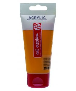 Acrilico 75 ml giallo limone scuro